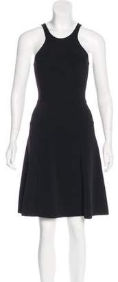 Yigal Azrouel Sleeveless A-Line Dress