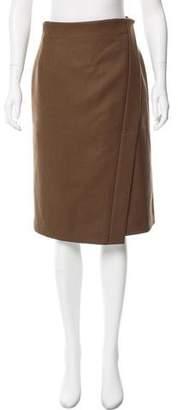 TOMORROWLAND Wool Wrap Skirt w/ Tags