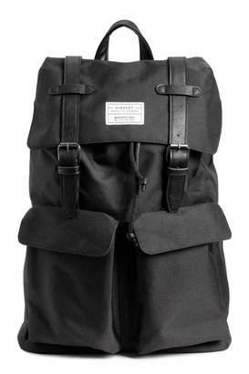 H&M Backpack - Black - Men
