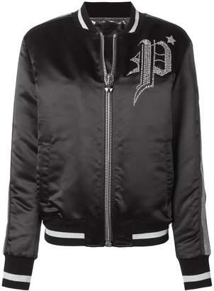 Philipp Plein Fancy Plein bomber jacket