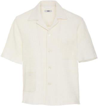 BODE Waffle Toweling Shirt