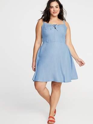 Plus Size Cami Dress - ShopStyle