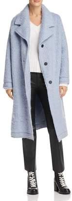 McQ Volume Knit Coat