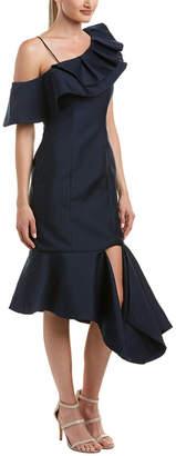 Keepsake Night Lights Midi Dress
