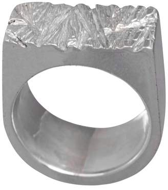 Edge Only - Rugged Ring Silver