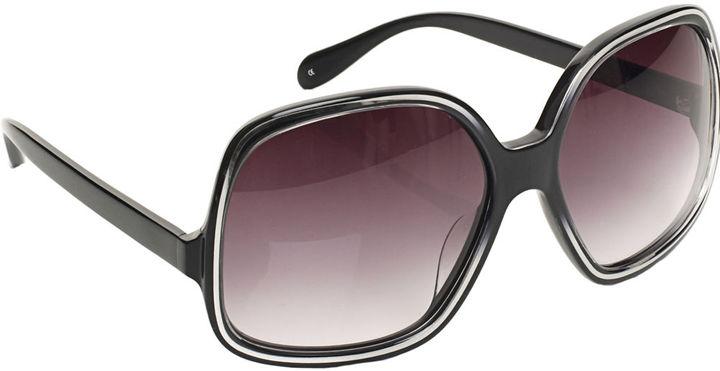 Oliver Peoples Talya Sunglasses - Black