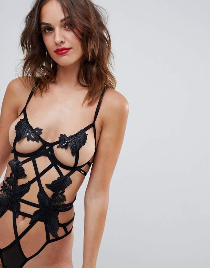Bluebella Nikita Stappy Underwired Body