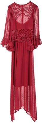 Soallure 3/4 length dresses