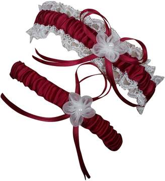 NYARER Women's Garter with 2 Pieces Packing for Wedding Bride