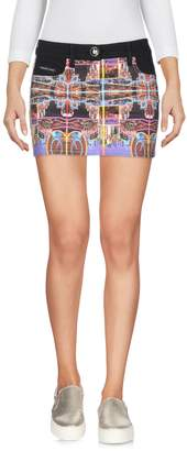Philipp Plein Denim skirts - Item 42637533PA