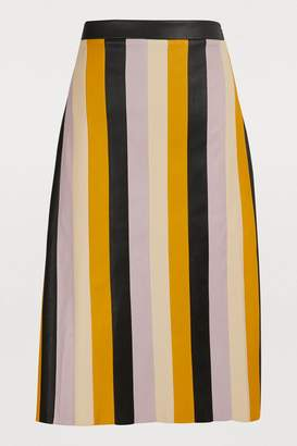 STOULS Astridou long skirt