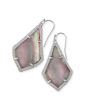 Kendra Scott Alex Drop Earrings in Silver