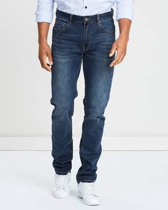TAROCASH Wylde Tapered Stretch Jeans