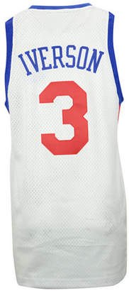 adidas Allen Iverson Philadelphia 76ers Swingman Jersey