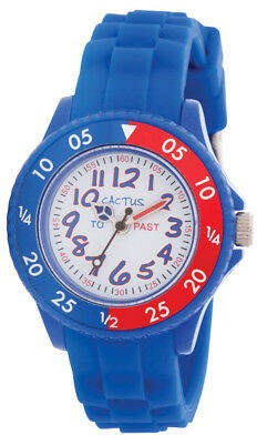 NEW Cactus Watches Time Tutor Blue