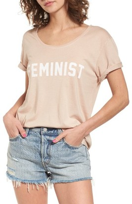 Women's Daydreamer Feminist Graphic Tee $50 thestylecure.com