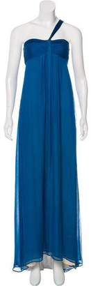Jasmine Di Milo Halter Evening Dress
