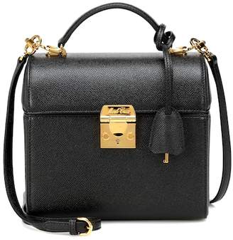 Mark Cross Sara leather shoulder bag