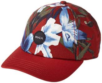 RVCA Women's EXY DAD Curved Bill HAT