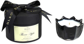 D.L. & Co. Thorn Apple Candle - Scallop
