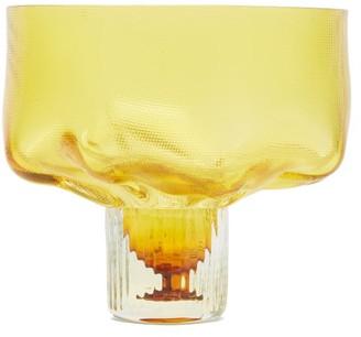 Vanessa Mitrani - Bloom Glass Vase - Yellow