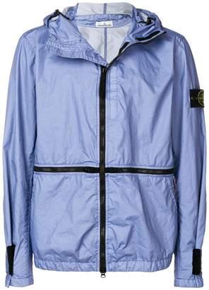 Stone Island zip front jacket