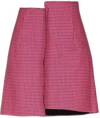 Yang Li Knee length skirts
