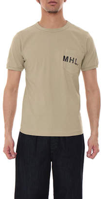 Mhl. Printed Cotton Jersey