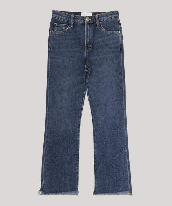 Peacenik High Waist Kick Jeans
