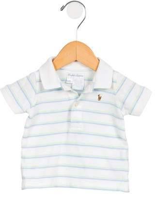 Ralph Lauren Boys' Striped Polo Shirt