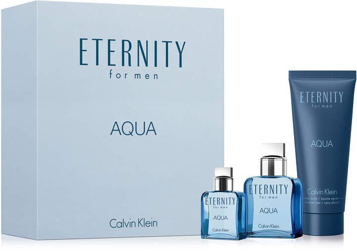 Calvin Klein Eternity for Men Aqua Gift Set