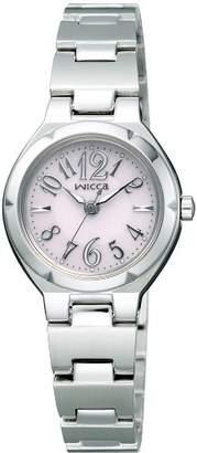 Wicca (ウィッカ) - [シチズン]CITIZEN 腕時計 wicca ウィッカ ソーラーテック ベーシックモデル NA15-1722E レディース