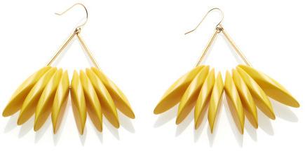 Marni Preorder Citrus Resin Earrings