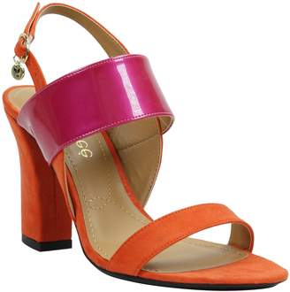 J. Renee Block-Heel Sandals - Emberley