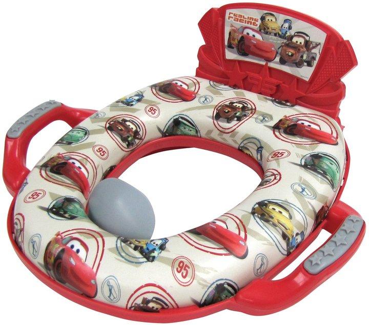 Ginsey Disney Cars Soft Potty with Sound
