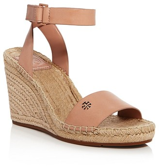 Tory Burch Bima Espadrille Wedge Sandals $275 thestylecure.com