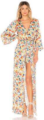 Lovers + Friends Betty Romper