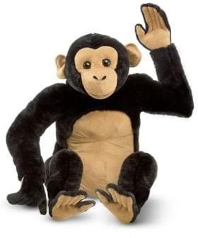 Melissa & Doug Chimpanzee Plush Toy