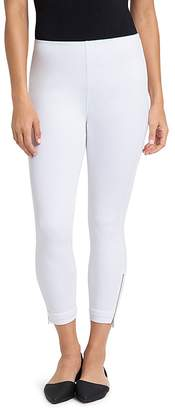 Lyssé Ankle Zip Leggings $88 thestylecure.com