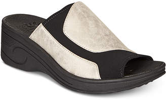 Easy Street Shoes Slight Wedge Sandals Women's Shoes