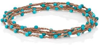 Feathered Soul Men's #Touch Wrap Bracelet