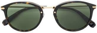 Brioni oval frame sunglasses