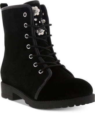 Michael Kors Little & Big Girls Dahlia Pearl Boots