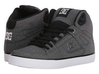 DC High-Top WC TX SE Men's Skate Shoes