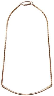 Tiffany & Co. Kunz Jewelry Bronze Bar Necklace