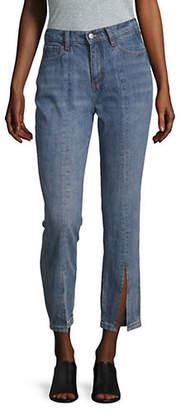 Buffalo David Bitton Classic Straight Ankle Jeans