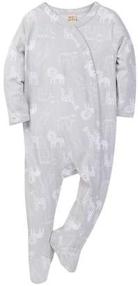 Harper Canyon Printed Footie (Baby Girls)