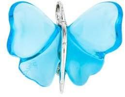 Lalique Papillon Pendant