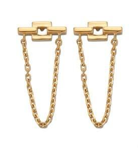 Maria Black Aurore Chain Earring