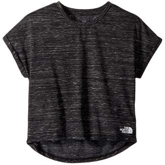 The North Face Kids Long and Short of It Tee Girl's T Shirt